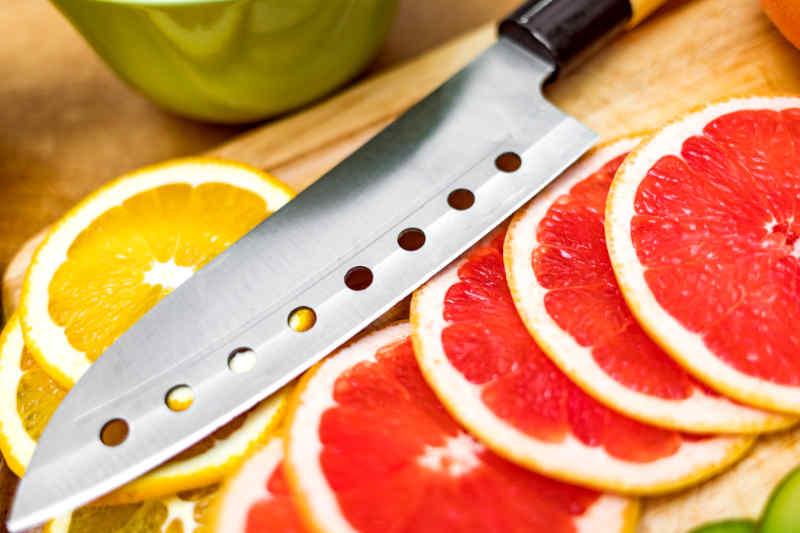 consejos y trucos para afilar un cuchillo
