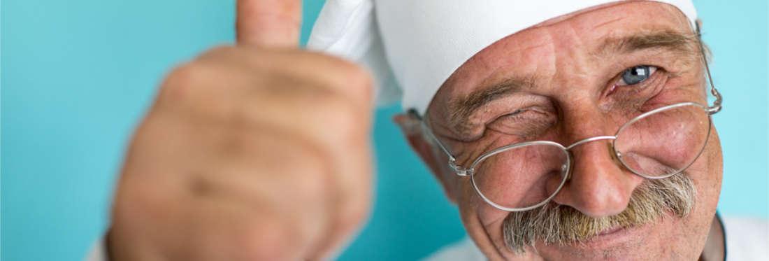 contacta al chef