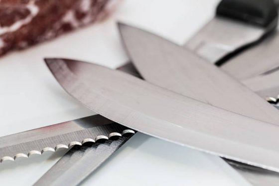 Venta de Cuchillos de acero