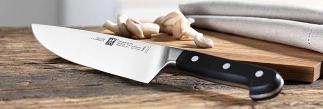 cuchillos de cocina marca Zwilling HencKels