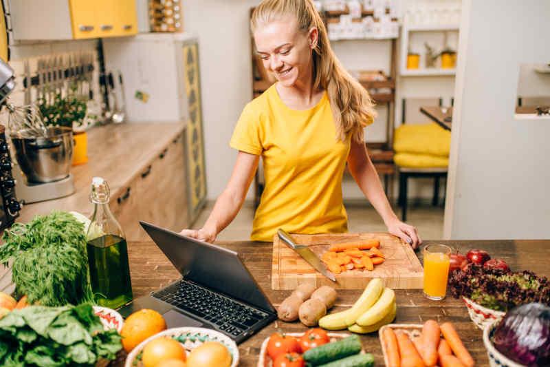 lee la receta completa antes de comenzar a cocinar