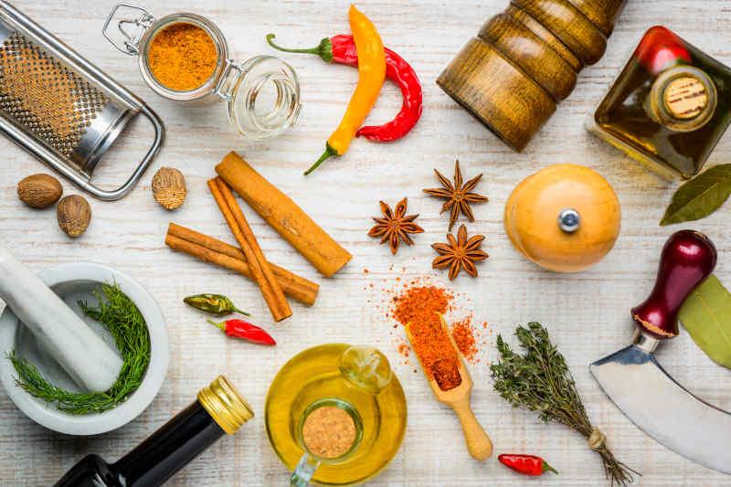 consejos sencillos para cocinar COMENZAR CON LA PUESTA EN MARCHA